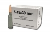 5.45x39 Plain Box Barnaul 60gr FMJ Ammo, 30rd Box.