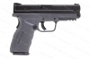 "Springfield Armory XDG9 Semi Auto Pistol, 9mm, 4"" Barrel, Mod 2 Gripzone, Tactical Gray Frame, New."