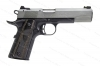"Browning 1911-22 Semi Auto Pistol, 22LR, 4.25"" Barrel, Black/Gray, 10 Round Magazine, Black Label Grips, Excellent, Used."