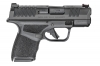 "Springfield Armory Hellcat Semi Auto Pistol, 9mm, 3"" Barrel, Micro Compact, Fiber Optic Sight, New."