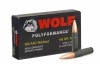 300 AAC Blackout WPA (Wolf) 145gr FMJ Ammo, 20rd Box.