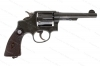 "Smith & Wesson 38/200 K-200 British Service Revolver, 38S&W, 5"" Barrel, Black, C&R, VG, Used, S&W."
