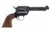 "Heritage Arms Rough Rider Revolver, 22LR & 22 Mag, 4.75"" Barrel, Burnt Wood American Flag Grips, New."