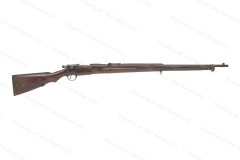 Japanese Arisaka 30 Bolt Action Training Rifle, Koishikawa Series, Hook safety, Good, C&R, GSS, Used.