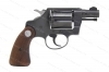 "Colt Detective Special Revolver, 38 Special, 2"" Barrel, Blue, 2nd Issue, 3rd Variation, C&R, VG+, Used."