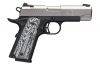 "Browning 1911 Semi Auto Pistol, 380ACP, 3.6"" Barrel, Compact, Stainless, New."