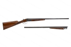 "Merkel 1620E Side by Side Shotgun, 16 &20 Gauge, 28"" Barrels, 2-Barrel Set, Excellent, Used."