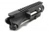SAA AR15 Billet Upper Receiver, Complete Assembly, Black, New.