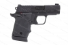 "Springfield Armory 911 Micro Compact Semi Auto Pistol, 9mm, 3"" Barrel, Night Sights, Black, Excellent, Used."