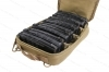 VISM Magazine Ready Carrier Pouch Combo, With 12ea MagPul AR15 M3 PMags Included.