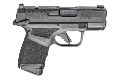 Springfield Armory Hellcat OSP Semi Auto Pistol, 9mm, Night Sight, Optic Cut, 11/13rd Mags, w/ Safety,  New.