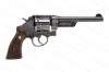 "Smith & Wesson 38/44 Heavy Duty Revolver, 38 S&W Special, 6.5"" Barrel, C&R, VG, Used, S&W."