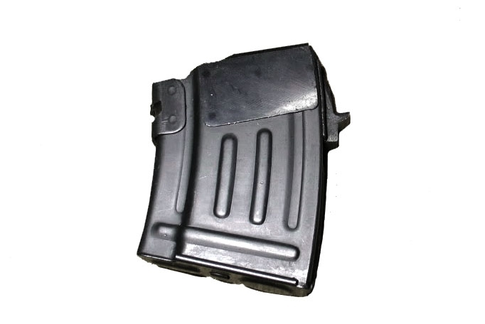 Norinco AK-47 7.62x39 5rd Magazine, Blued Steel, Excellent, Used.