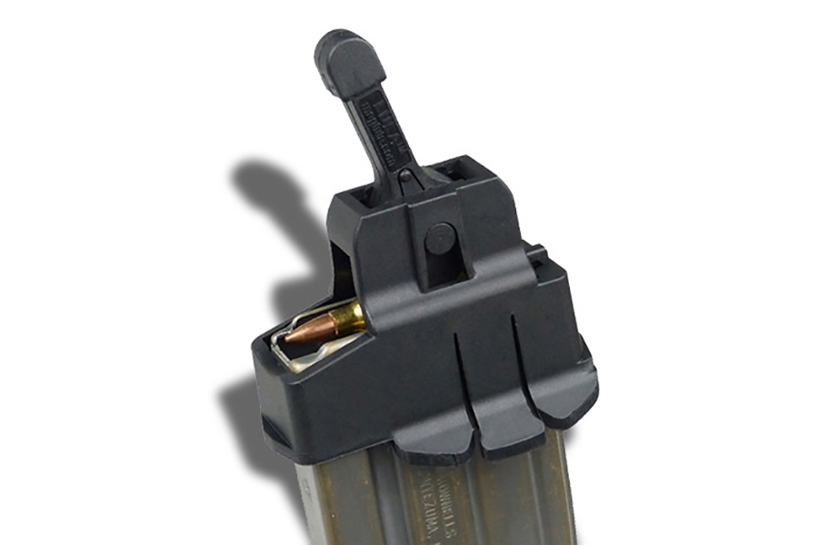 Lula Magazine Loader For AR15 and M16 Magazines.