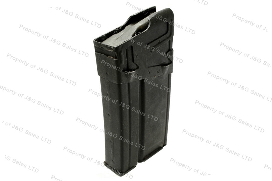 C308 and Cetme 20rd Surplus 308 Magazine, Very Good Condition, Used.