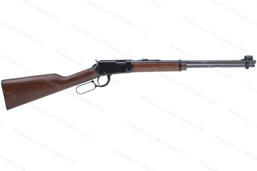 Henry H001 Lever Action Rifle, 22LR, Blued, New.