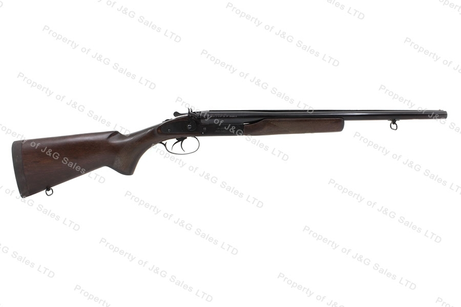 "CAI Coachgun JW2000 Side by Side Shotgun, 20ga, with 20"" Barrels, New."