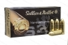 9mm S&B 124gr FMJ Ammo, 1000rd case.