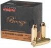 44 MAG PMC AMMO 240GR, TCSP, 25RD BOX.