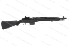 Springfield Armory M1A Semi Auto SOCOM-16 Rifle, 308, Black Stock, New.