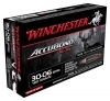 30-06 WIN AMMO SUPREME, 180GR ACCU-BOND CT, 20RD BOX