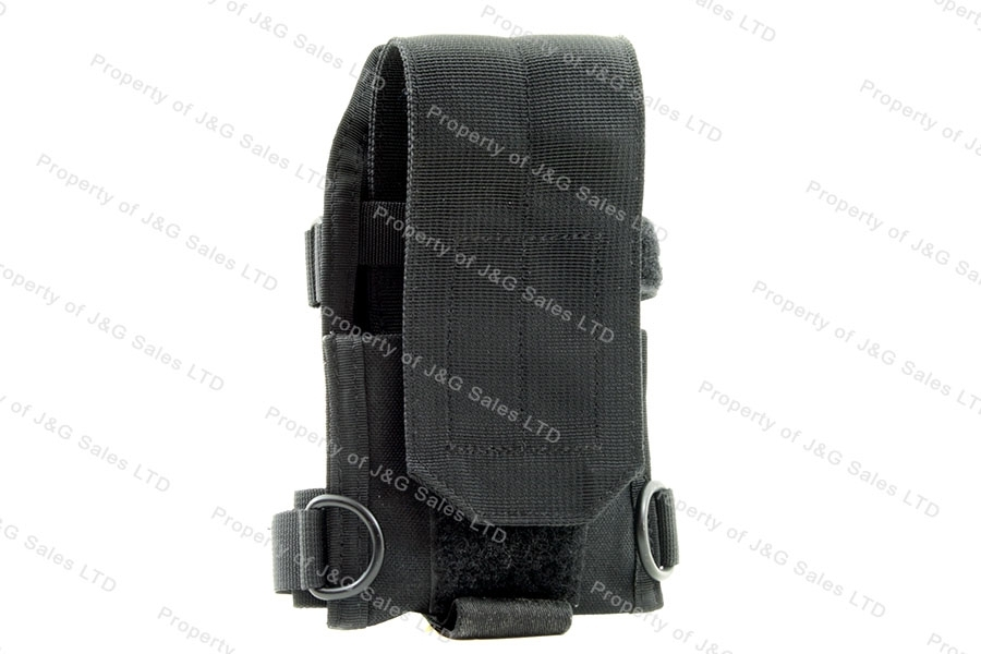 Blackhawk Buttstock Single Magazine Pouch for AR-15 or Ruger&#174 Mini-14&#174, Very Good, Used.