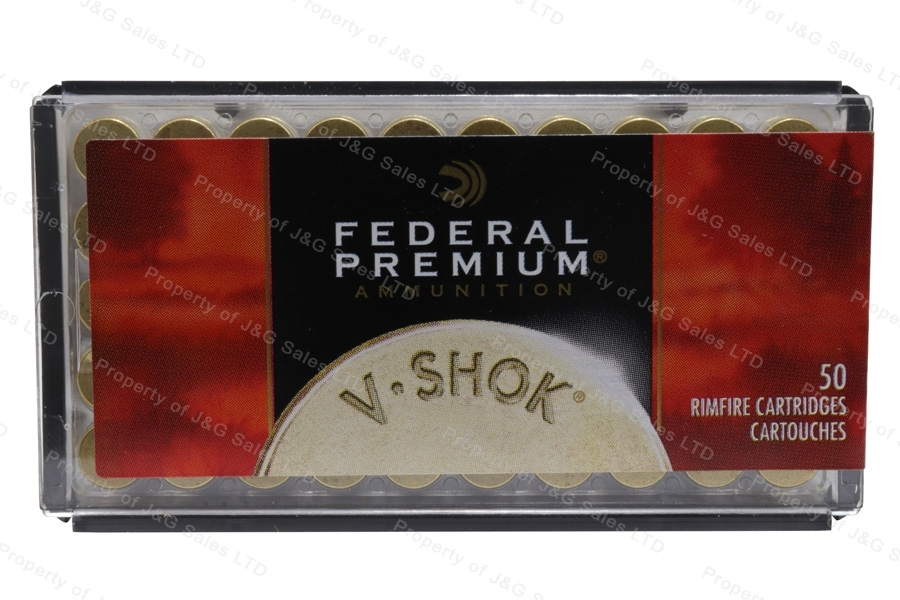 17 HMR Federal 17gr Speer TNT Ammo, 50rd Box. P770