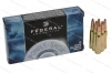 308 Federal 150gr SP Ammo, 20rd Box. 308A