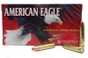 30 Carbine Federal American Eagle 110gr FMJ Ammo, 50rd Box. AE30CB