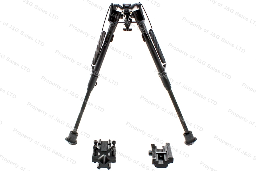 "NcStar Multi Mount Bipod, with 5.5"" to 8"" Adjustable Legs, ABPGC, New."