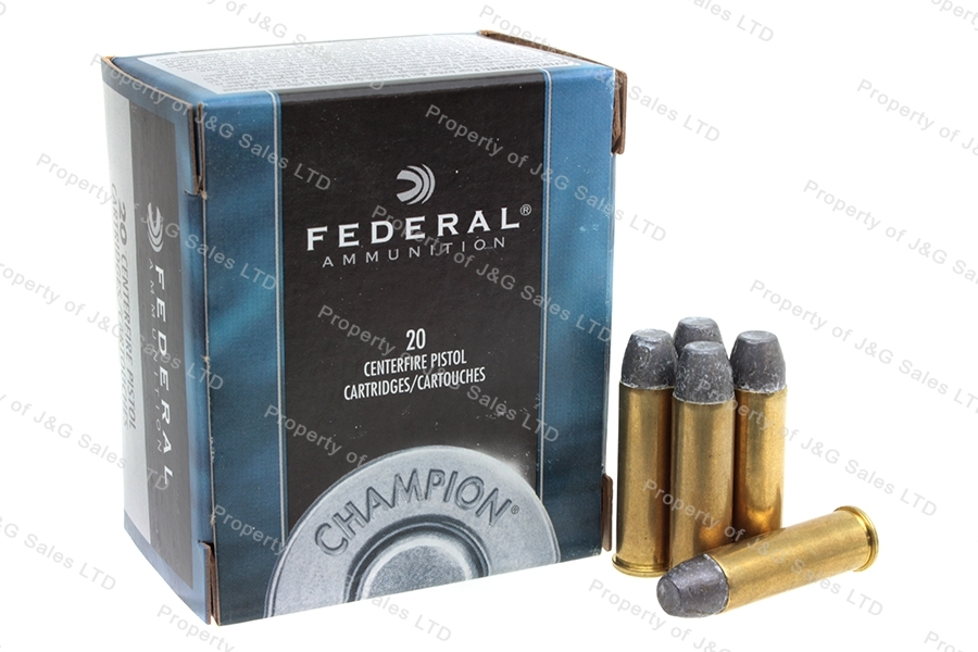 32 H&R Mag Federal 95gr LSWC Ammo, 20rd box. C32HRA