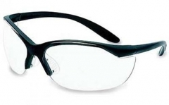 Leight Vapor II Clear Shooting Glasses. R01535.