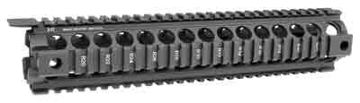 MIDWEST INDUSTRIES G2 QUAD-RAIL FOREARM DROP IN FOR RIFLE LENGTH AR-15