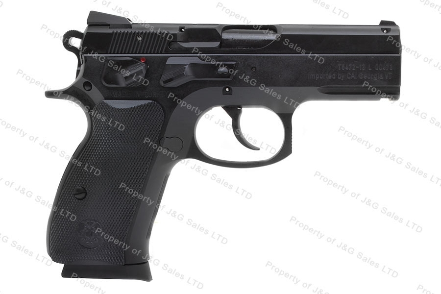 "Canik 55 Stingray-C Semi Auto Compact Pistol, 9mm, 3 5/8"" Barrel, Black, New."