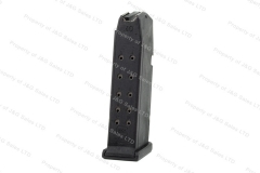 Glock 23 40S&W 13rd Factory Magazine, Black, Used.