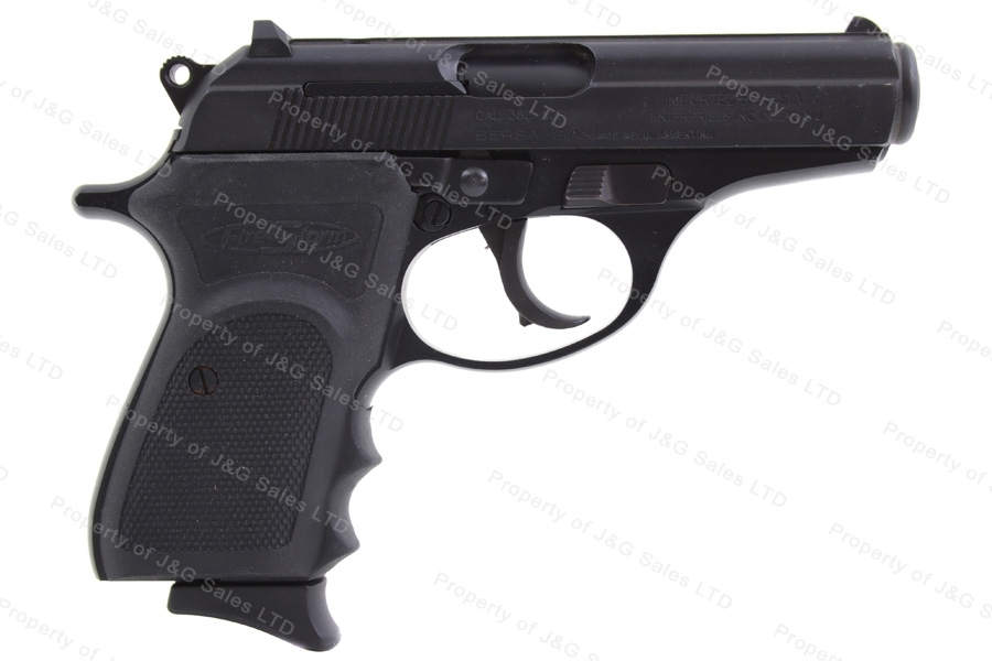 Firestorm 380 Semi Auto Pistol, 380ACP, Black Finish, Very Good, Used.