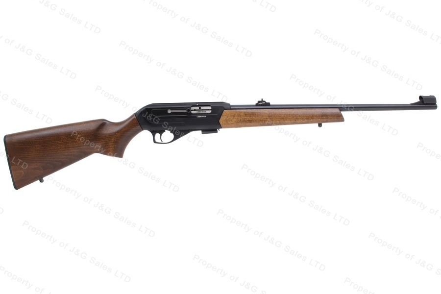 CZ 512 Semi Auto Rifle, 22LR, Wood Stock, New.