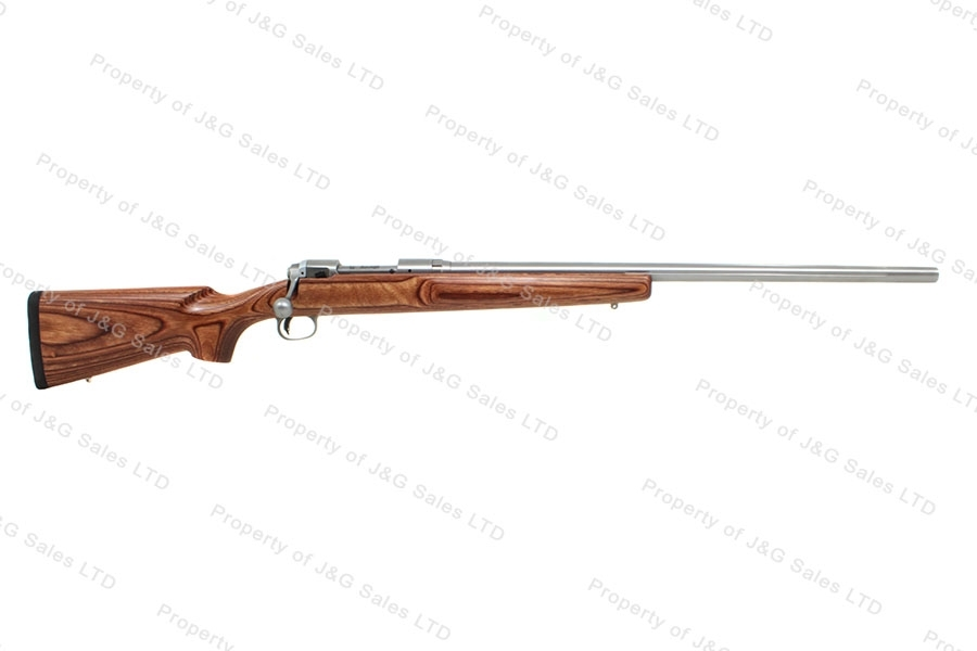 "Savage 12 Varmint Bolt Action Rifle, 22-250, 26"" Heavy Fluted Barrel, VG Plus Condition, Used."
