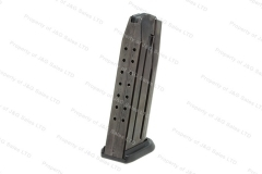 FNH FNS-9 9mm 17rd Factory Magazine, Stainless, New.