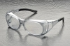 Elvex OVR-SPEC Shooting glasses, fits over prescription glasses, with clear lenses. #SG37C