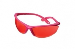 CHAMPION OPEN SHOOTING GLASSES, PINK & ROSE