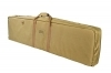 VISM Discreet Double Rifle Case, Tan, Holds Two Rifles, New.