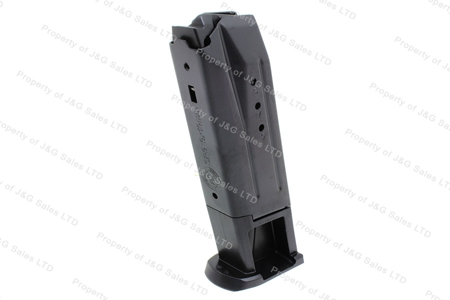 Ruger&#174 Magazine, SR9&#174, 9mm, 10 Round, Blue, Factory New.