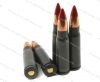 7.62x39 Red Tracer FMJ Ammo, 10rd pack.