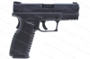 "Springfield Armory XDM Semi Auto Pistol, 40S&W, 3.8"" Barrel, Black, Excellent, Used."