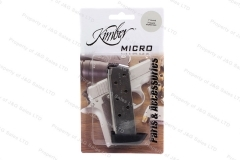 Kimber 1911 380ACP 7rd Factory Magazine, Stainless, New.