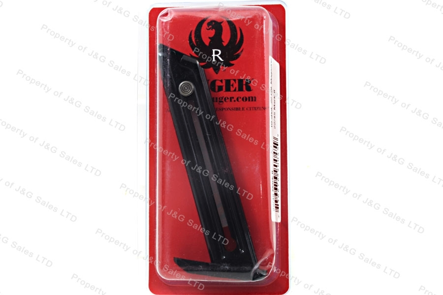 Ruger® Magazine, 22/45™ Ruger® Mark II™, 22LR, 10 Round, Factory Magazine, New.