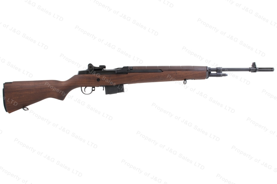 Springfield Armory M1A Semi Auto Rifle, 308, Standard Model, Wood Stock, New.