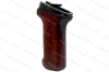 Military Surplus AK47 Original Wood Grip, Eastern European Mfg, Very Good, Used.