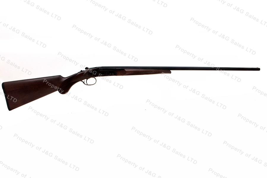 "CZ Ringneck Side-By-Side Shotgun, 410ga, 28"", Hand Engraved, Case Colored Receiver, New."